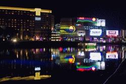 九州地方最大 日本三大歓楽街の中州